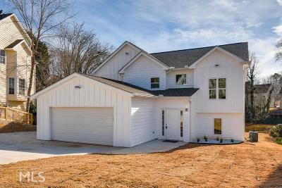 Lawrenceville Single Family Home For Sale: 960 Hillary Ln #4