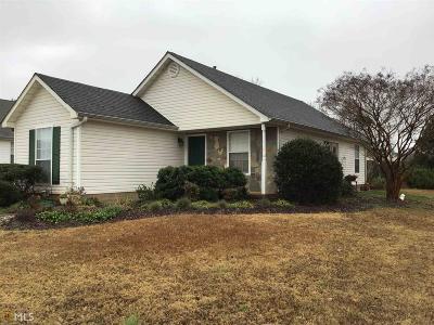McDonough Single Family Home Under Contract: 207 Autumn Lake Way