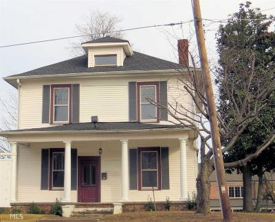 Historic Marietta Single Family Home For Sale: 268 NE Church