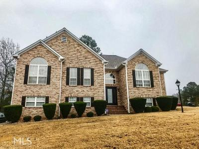 Douglasville Single Family Home Under Contract: 2413 Bluff Creek Overlook