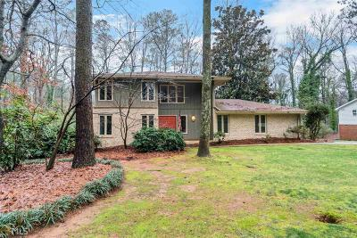 Stone Mountain Single Family Home For Sale: 1967 Gunstock