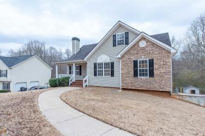 Covington Single Family Home Under Contract: 450 Freeman Dr