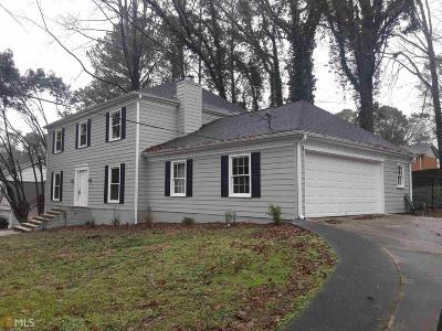Lilburn Single Family Home For Sale: 396 Bruce