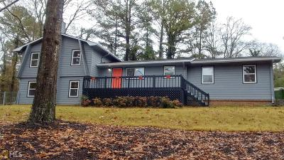Conyers Single Family Home For Sale: 2291 SW Rolling Acres Ct