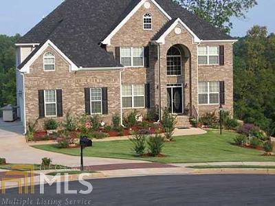 Douglasville Single Family Home For Sale: 2364 Middleberry Cloister
