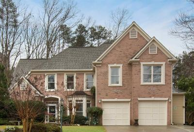 Suwanee Single Family Home For Sale: 4544 Silver Peak #47