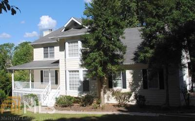Newnan Single Family Home Under Contract: 175 Valley Brook Dr