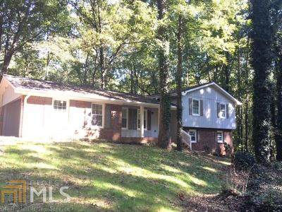 Douglasville Rental For Rent: 3859 Chattahoochee Dr