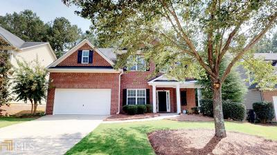 Acworth Single Family Home For Sale: 84 Lilyfield Ln