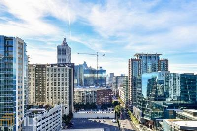 Condo/Townhouse For Sale: 44 Peachtree Pl #1623
