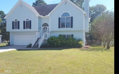 Loganville Single Family Home Under Contract: 1365 Shamrock Hill