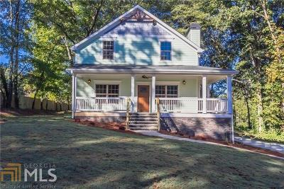College Park Single Family Home For Sale: 3483 Conley St
