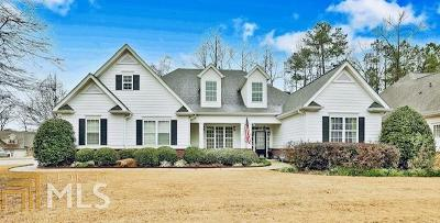 Newnan Single Family Home For Sale: 103 Greenview