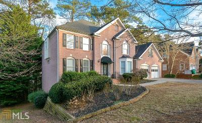 Johns Creek Single Family Home Under Contract: 485 Brightmore Downs