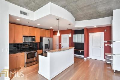 Plaza Midtown Condo/Townhouse Under Contract: 950 W Peachtree St #1605