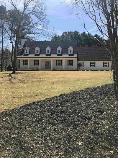 Newnan Single Family Home For Sale: 738 Roscoe Rd