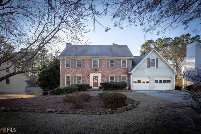Grayson Single Family Home For Sale: 1983 Graystone Pkwy #3