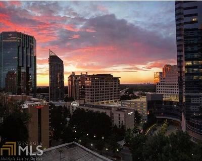 Atlanta Condo/Townhouse For Sale: 3324 NE Peachtree Rd #Unit #11