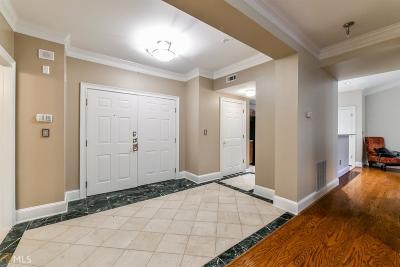 Atlanta Condo/Townhouse For Sale: 3275 Lenox Rd #414