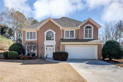 Suwanee Single Family Home Under Contract: 5040 Mallory Ct