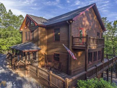 Blue Ridge Single Family Home Under Contract: 26 Chickasaw Trl