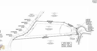 Roswell Residential Lots & Land For Sale: 372 Lum Crowe Rd