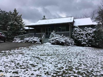 Sevierville Single Family Home For Sale: 550 Sasasfras Trl