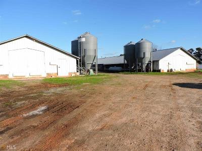 Franklin County Farm For Sale: Athens Rd