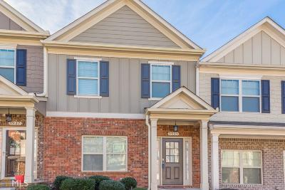 Kennesaw Condo/Townhouse For Sale: 3939 Cyrus Crest Cir