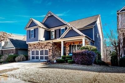 Flowery Branch Single Family Home For Sale: 7658 Legacy Rd