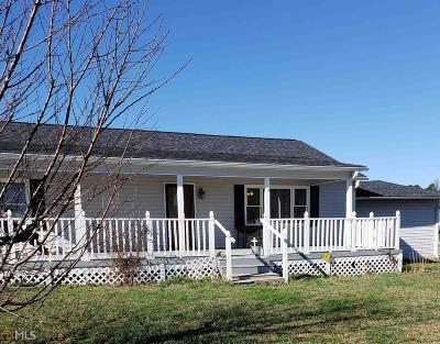 Williamson Single Family Home For Sale: 1811 Beeks Rd
