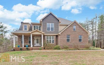 Demorest Single Family Home Under Contract: 154 Oakcrest Dr