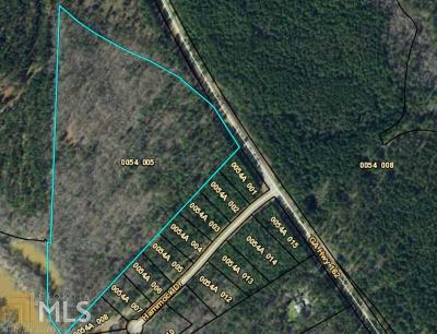 Covington Residential Lots & Land New: Highway 162 S #26.6 Acr