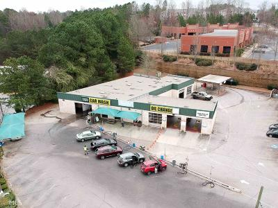 Stockbridge Commercial For Sale: 3520 Highway 138