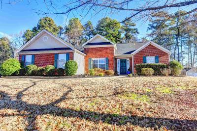 Dacula Single Family Home For Sale: 2695 Angel Oak Cir