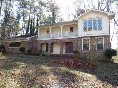 Lilburn Single Family Home For Sale: 4454 Satyre Ct