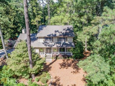 Gainesville Single Family Home Under Contract: 5446 Hidden Harbor Lndg