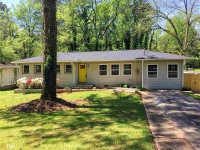 Belvedere Park Single Family Home For Sale: 3255 Pinehill Dr