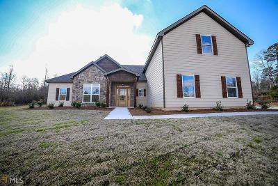 Banks County Single Family Home For Sale: 102 Maple Dr