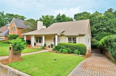 Decatur Single Family Home For Sale: 2152 Heritage Heights
