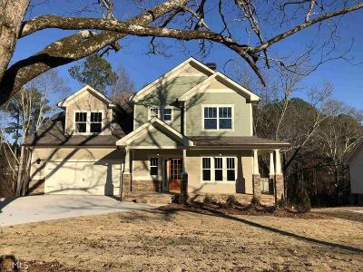 Loganville Single Family Home For Sale: 3324 Oak Grove Rd