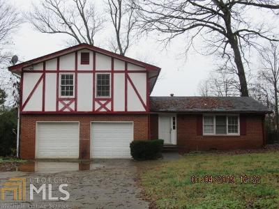 Stone Mountain Single Family Home For Sale: 1441 W Rock Ct