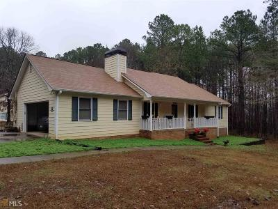 Griffin Single Family Home Under Contract: 102 Fox Rd