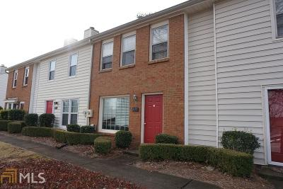 Roswell Rental For Rent: 237 High Creek Dr