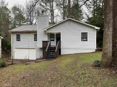 Snellville Rental For Rent: 4252 Marjorie Rd