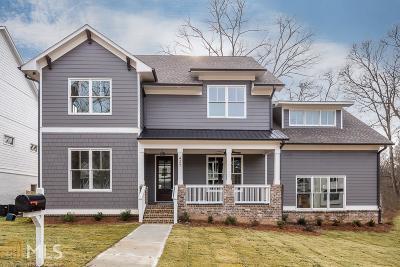 Norcross Single Family Home For Sale: 427 Nesbit St