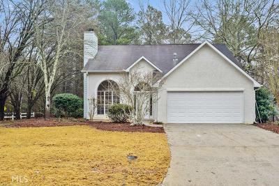 Fayetteville Single Family Home Under Contract: 12190 Cypress Ln