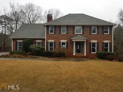 Conyers Single Family Home Under Contract: 3241 Old Church Cv