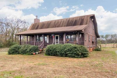 McDonough Single Family Home For Sale: 1169 Stroud Rd