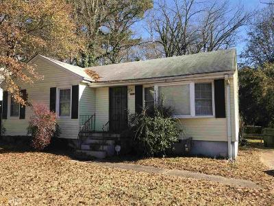 Single Family Home Sold: 2222 Browns Mill